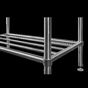 Adjustable Pipe Rack