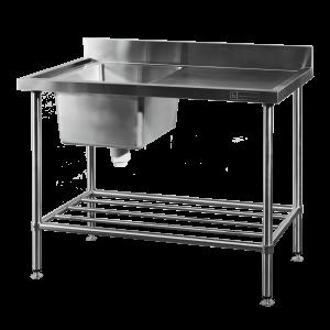 Single Sink Splashback