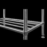 Adjustable Pipe Shelf